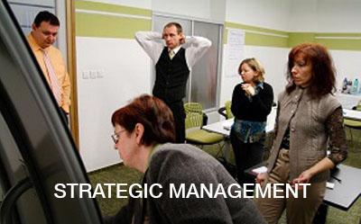 Strategisches Management und Planung