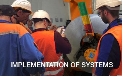 Implementierung von Systemen